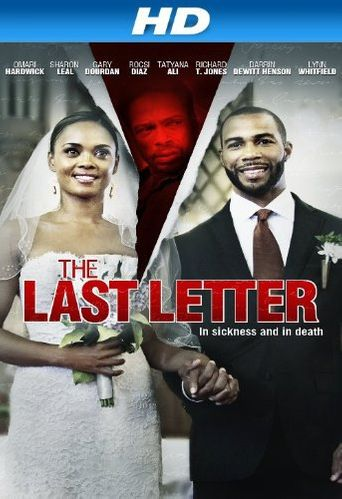 The Last Letter Poster