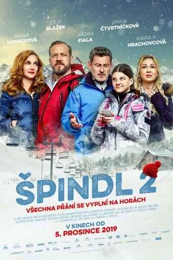Špindl 2 Poster