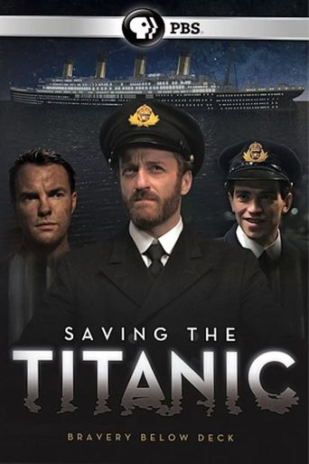 Saving the Titanic Poster