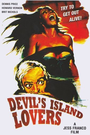 Lovers of Devil's Island Poster
