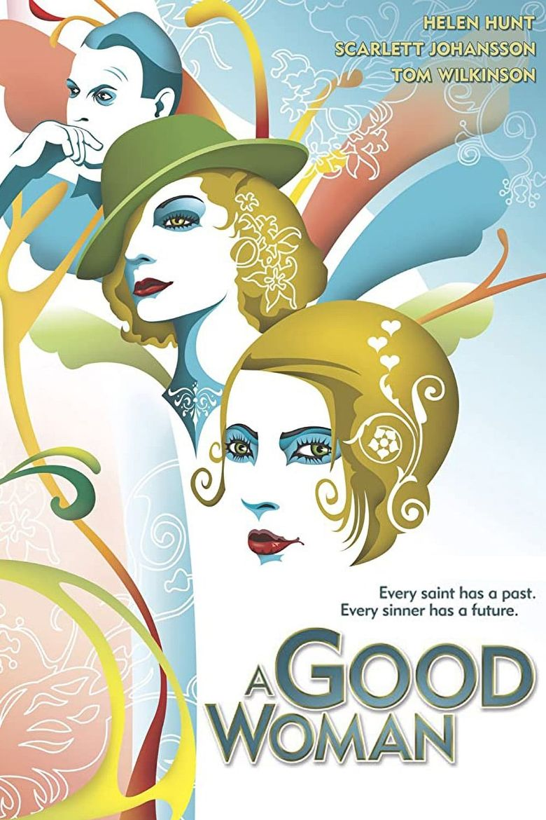 A Good Woman Poster