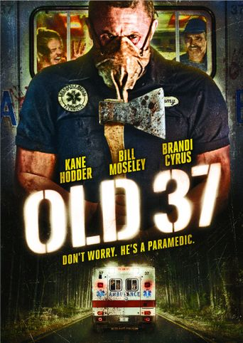 Old 37 Poster