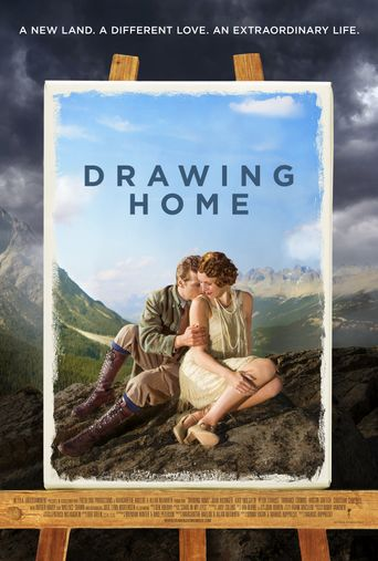Drawing Home Poster