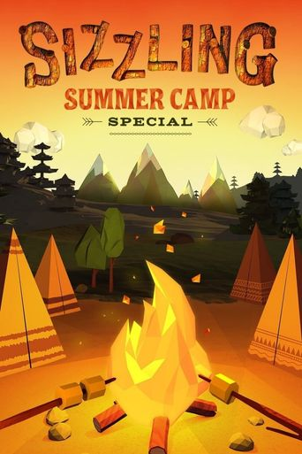 Nickelodeon's Sizzling Summer Camp Special Poster