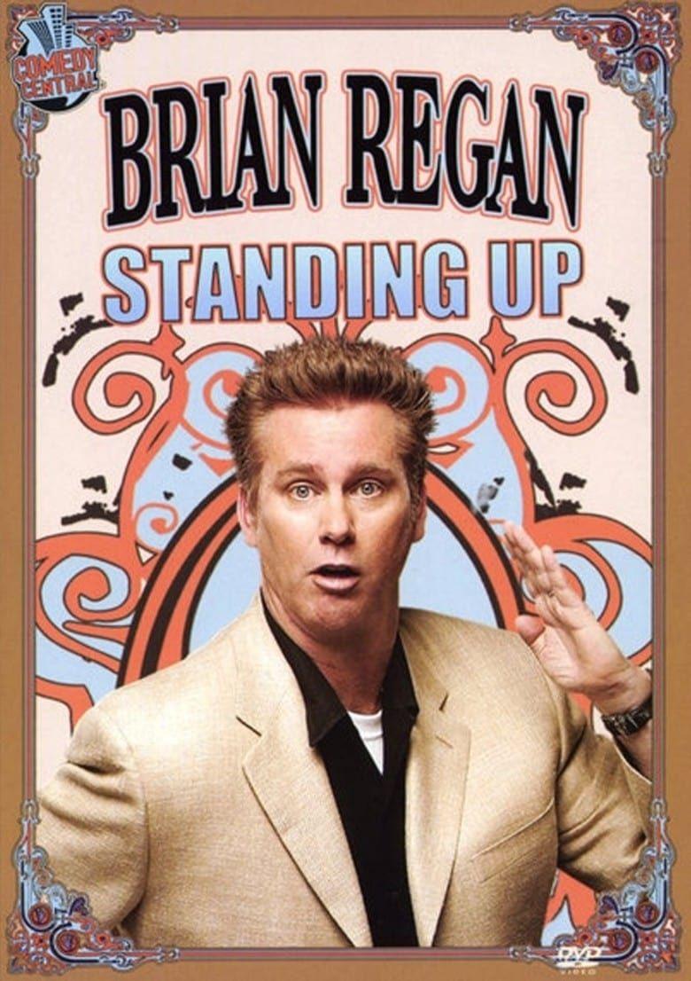 Brian Regan: Standing Up Poster