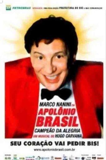 Apolônio Brasil, Campeão da Alegria Poster