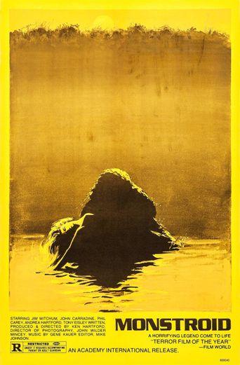 Monstroid Poster
