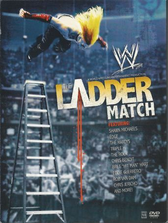 WWE: The Ladder Match Poster