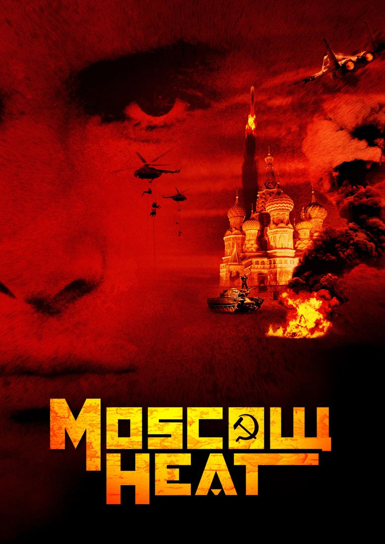 Moscow Heat Poster