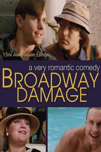 Broadway Damage Poster