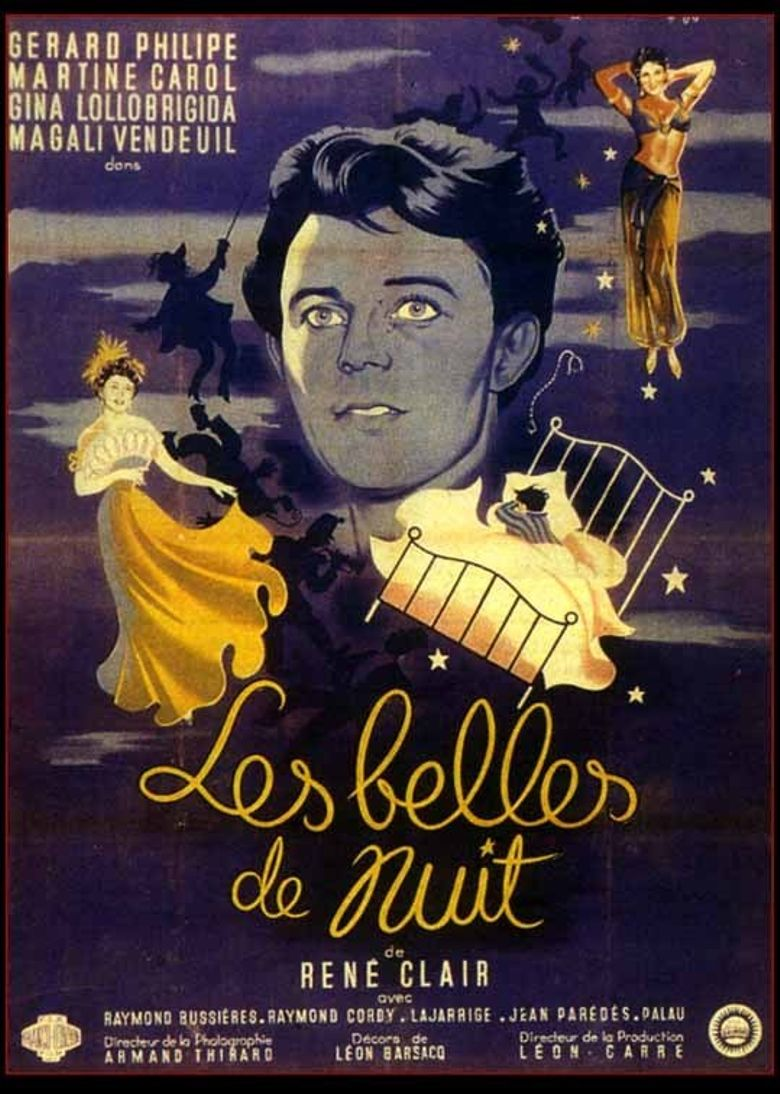 Beauties of the Night Poster
