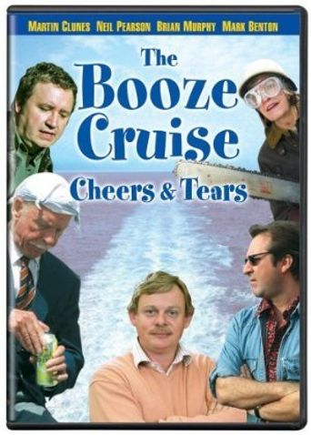 The Booze Cruise Poster