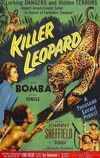 Killer Leopard Poster