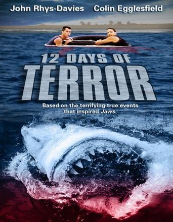 12 Days of Terror Poster