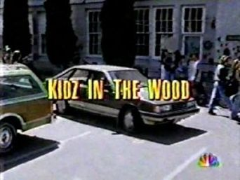 Kidz in the Wood Poster