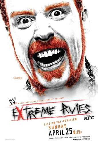 WWE Extreme Rules 2010 Poster