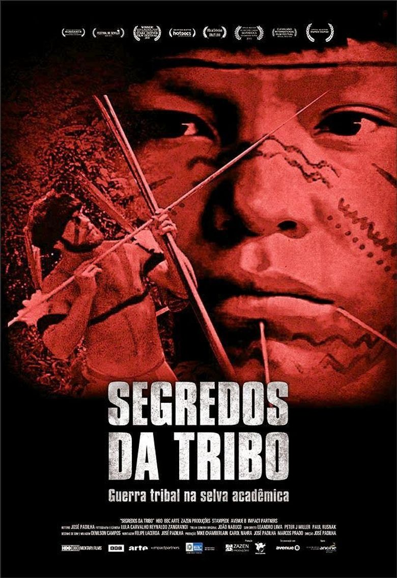 Secrets of the Tribe Poster