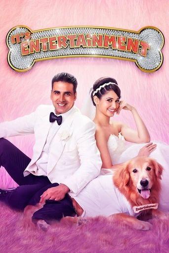 It's Entertainment Poster