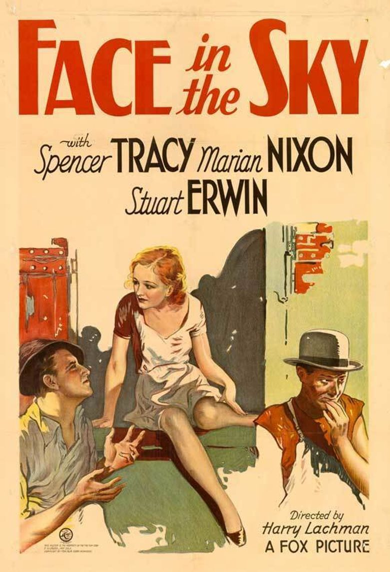 Face in the Sky Poster
