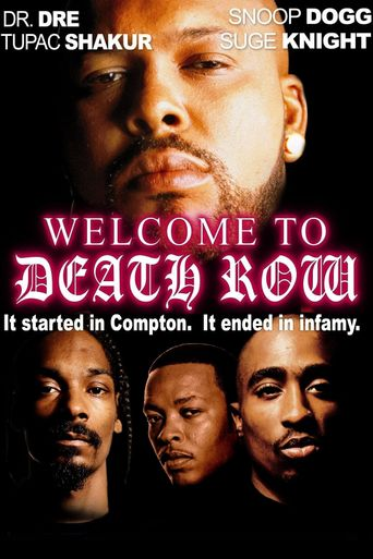 Welcome to Death Row Poster