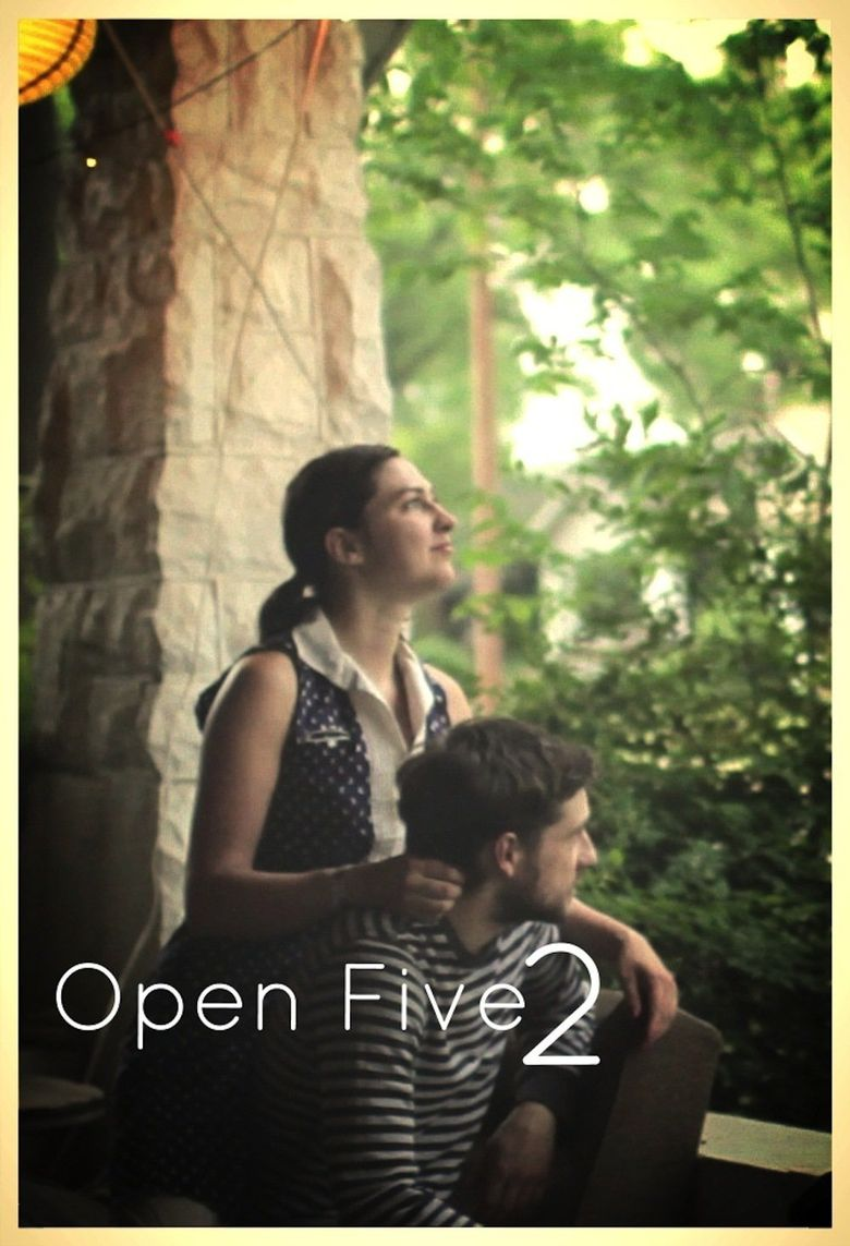 Open Five 2 Poster