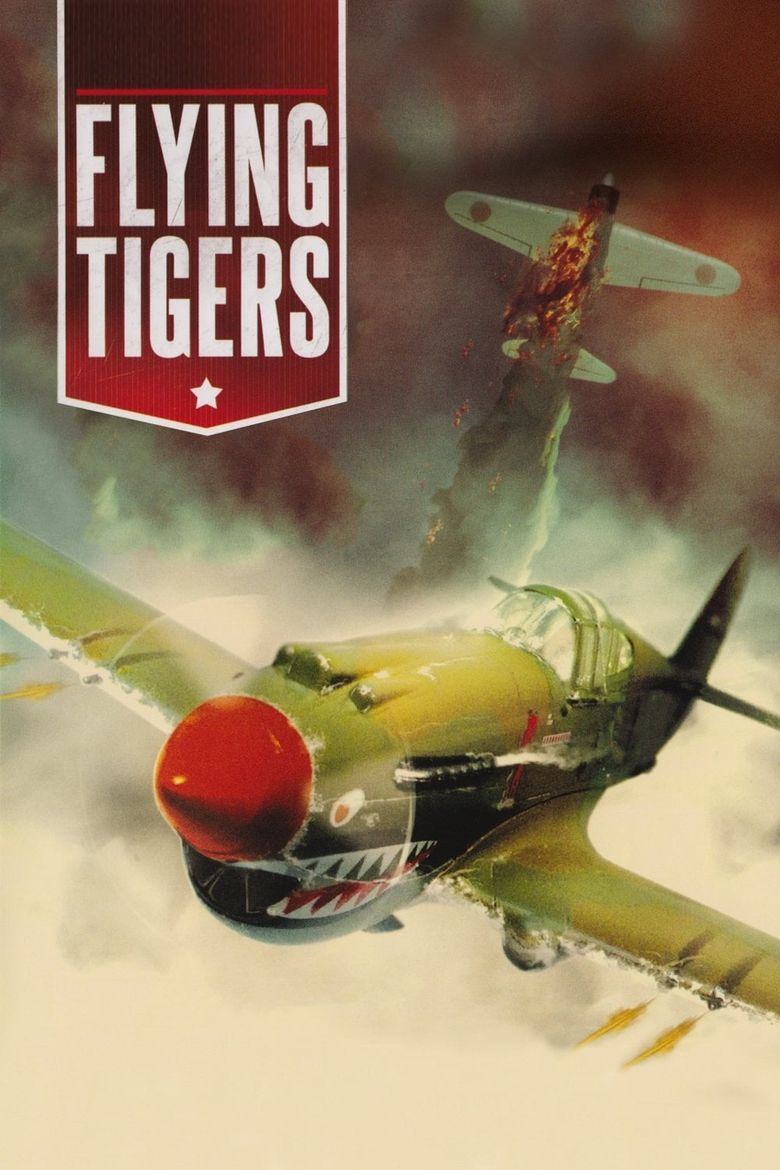 Flying Tigers Poster