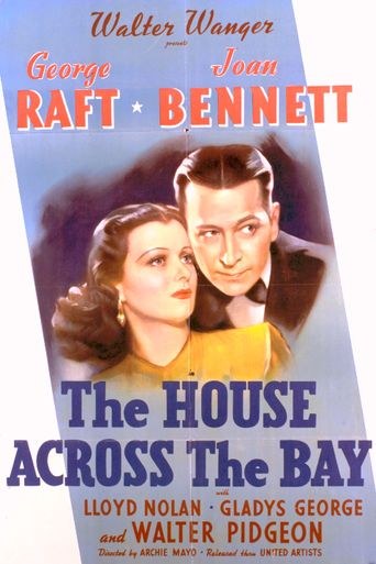 The House Across the Bay Poster