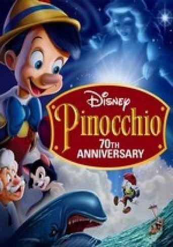 Pinocchio: Bonus Material Poster