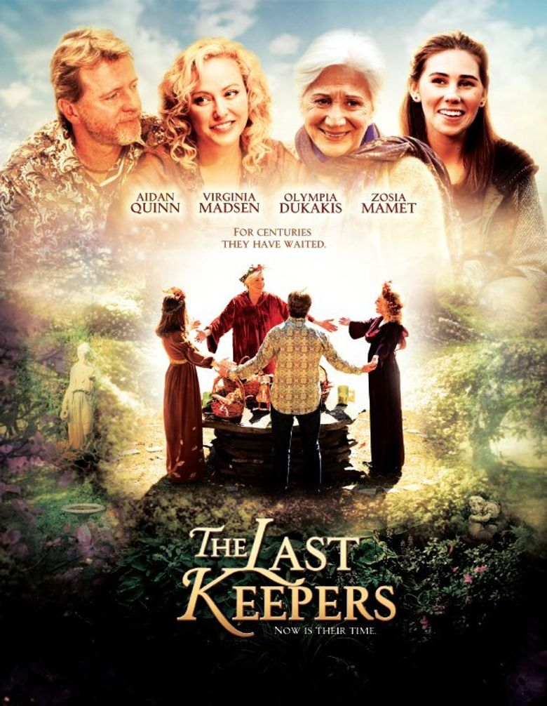 The Last Keepers Poster