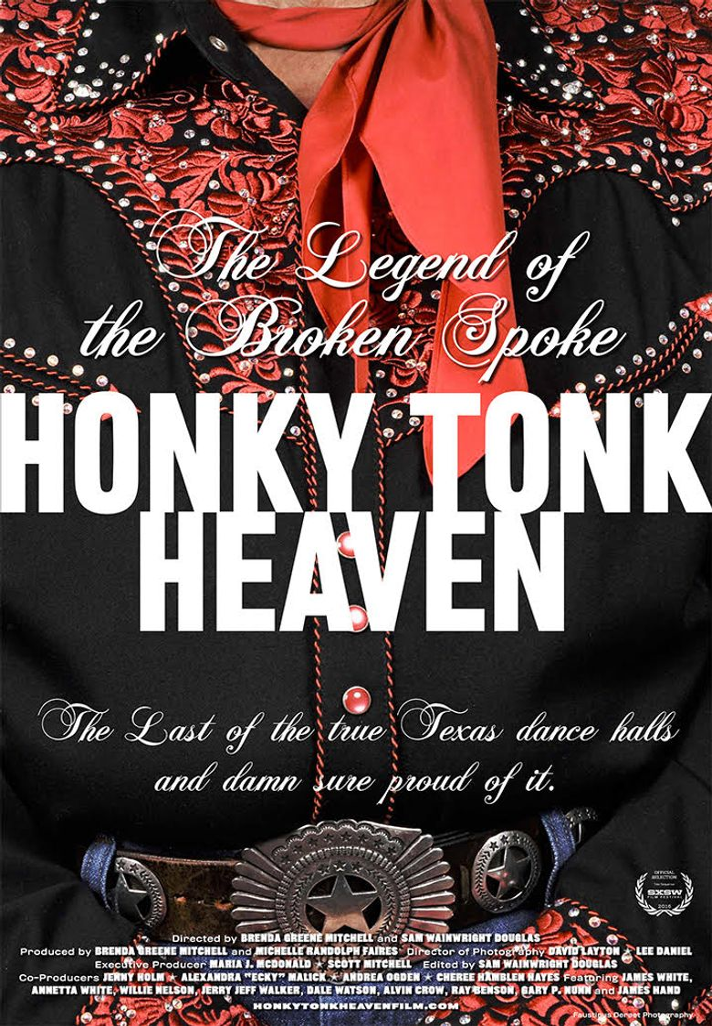 Honky Tonk Heaven: Legend of the Broken Spoke Poster