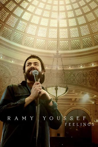 Ramy Youssef: Feelings Poster