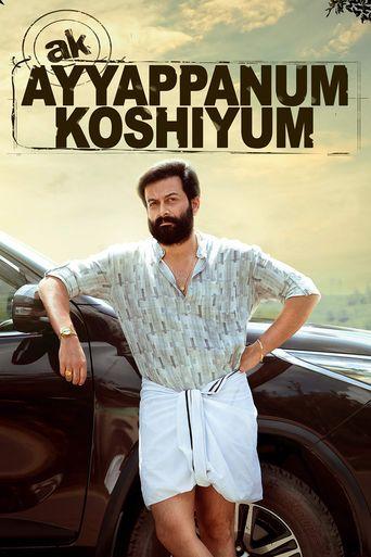 Ayyappanum Koshiyum Poster