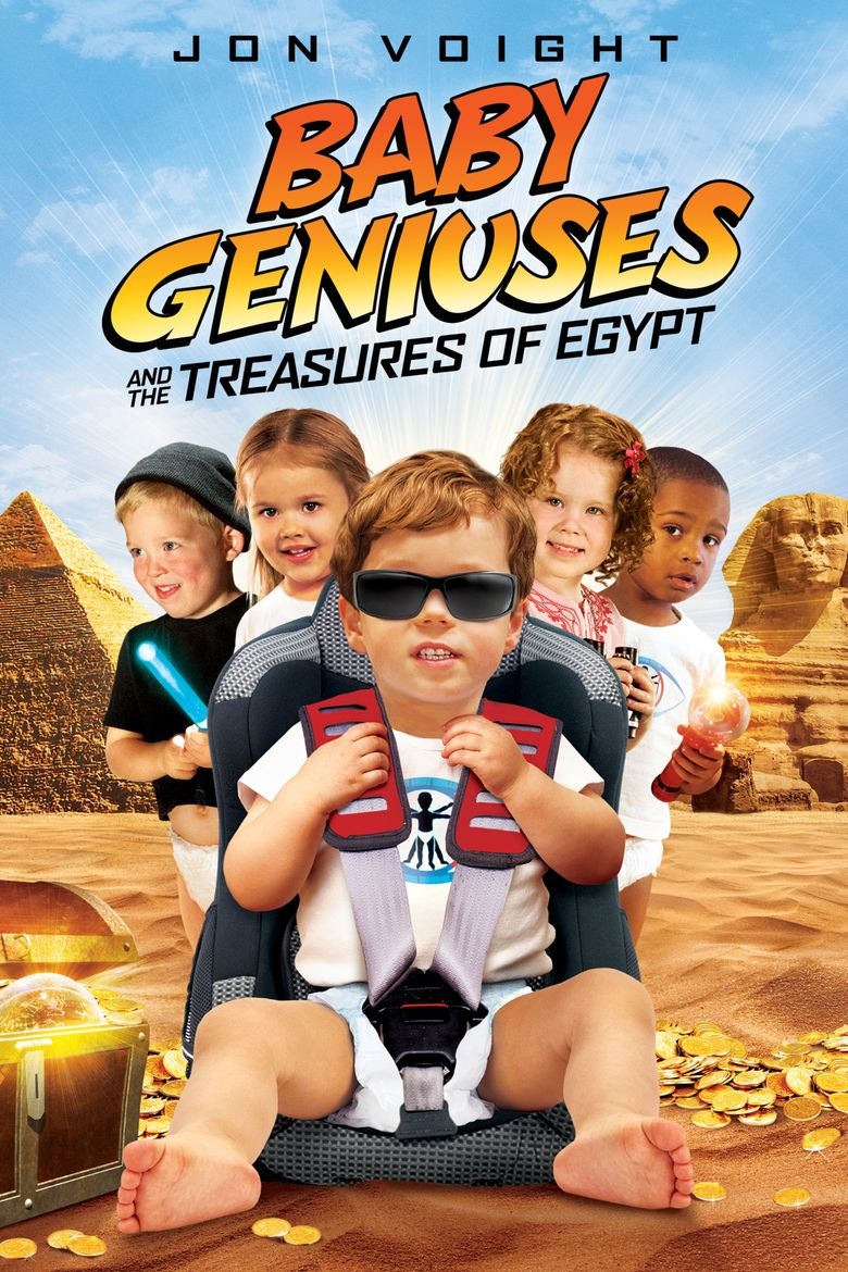 Baby Geniuses and the Treasures of Egypt Poster