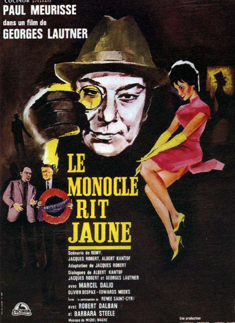 The Monocle's Sour Laugh Poster