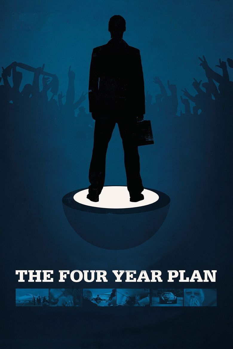 The Four Year Plan Poster
