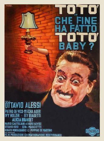 What Ever Happened to Baby Toto? Poster