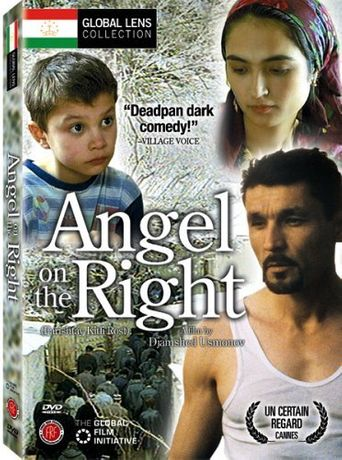 Angel on the Right Poster