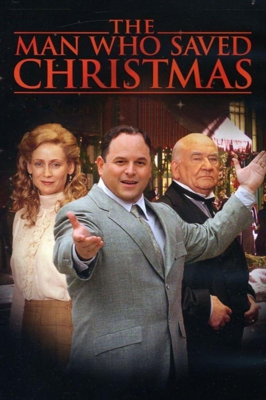The Man Who Saved Christmas Poster