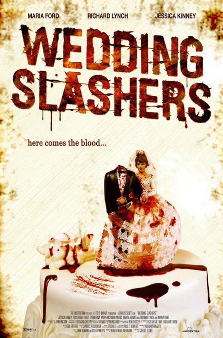 Wedding Slashers Poster