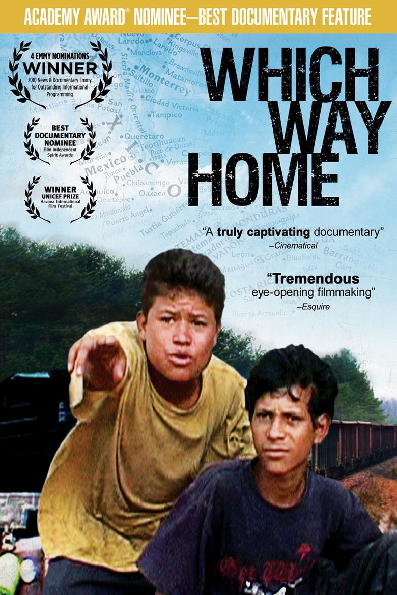 Which Way Home Poster