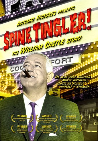 Spine Tingler! The William Castle Story Poster