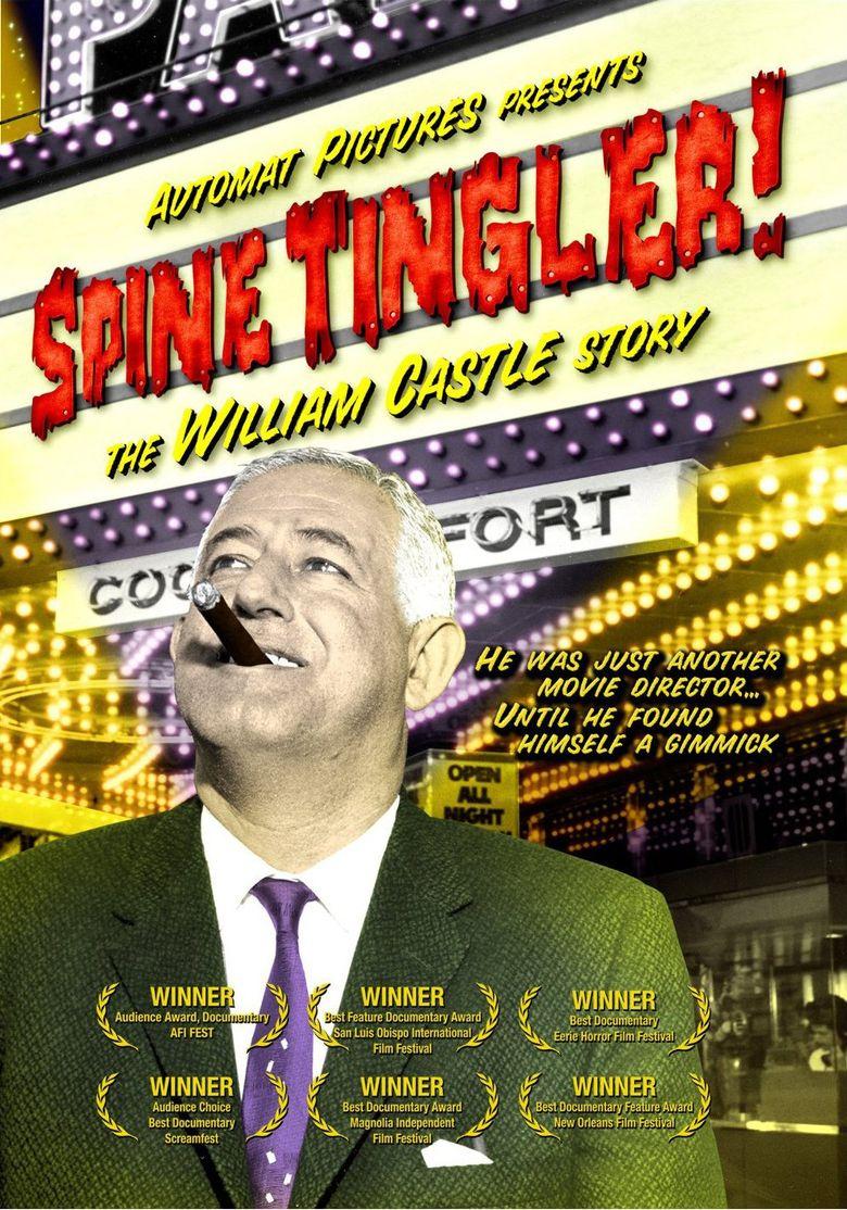 Spine Tingler! The William Castle Story Poster