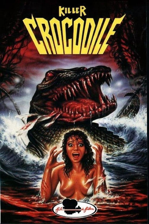 Killer Crocodile Poster