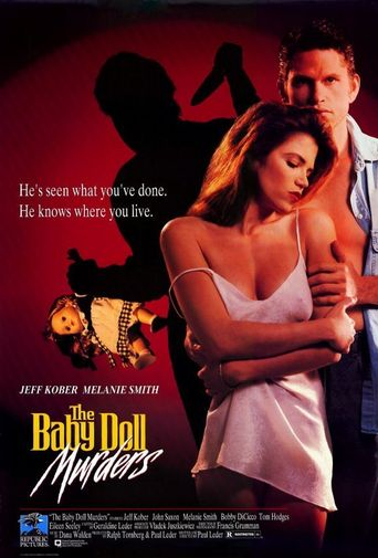 The Baby Doll Murders Poster