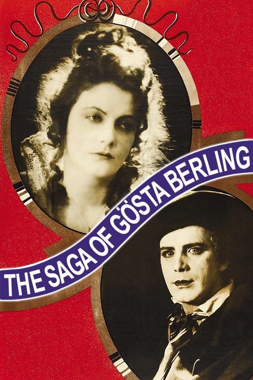 The Saga of Gosta Berling Poster