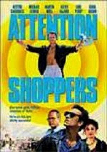 Attention Shoppers Poster