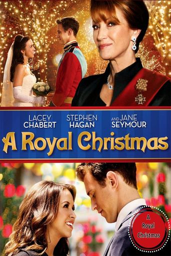 A Royal Christmas Poster
