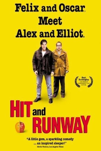 Hit and Runway Poster