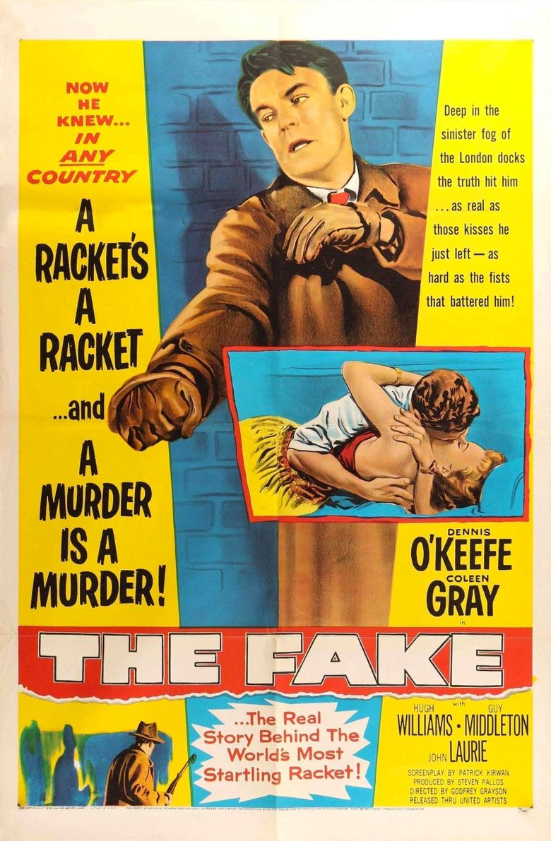 The Fake Poster