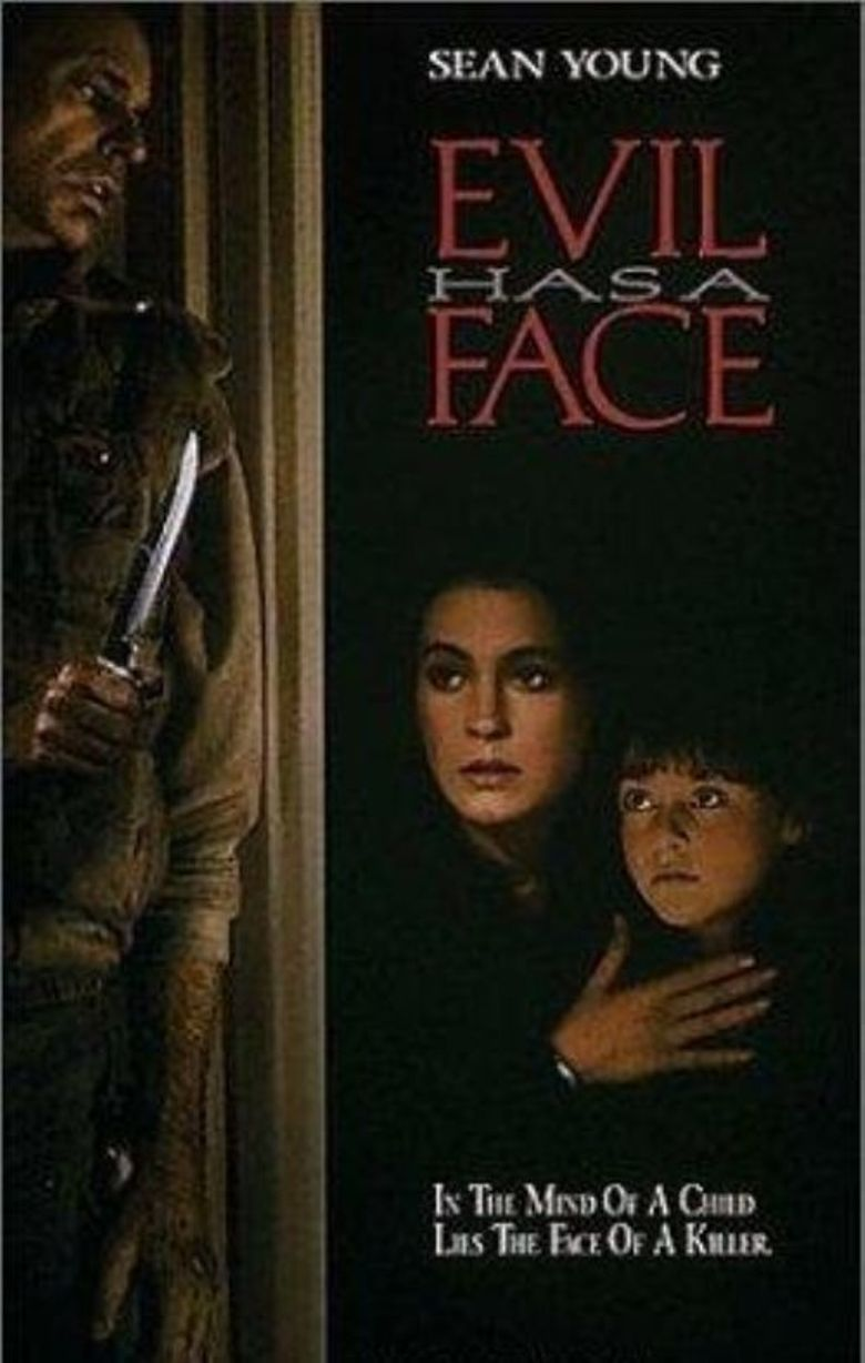 Evil Has a Face Poster